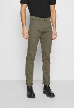 INDICODE JEANS - ALLAN - Trousers - army