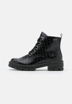 Jana - Korte laarzen - black