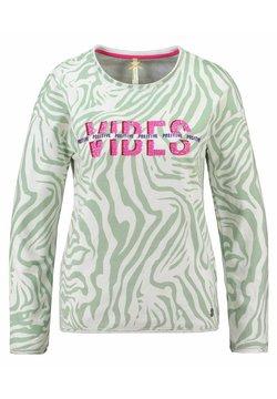 Key Largo - WSW GROOVE - Sweatshirt - grün