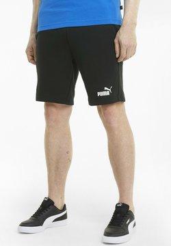 Puma - ESSENTIALS SLIM - Shorts - puma black