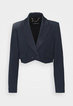 Patrizia Pepe - GIACCA JACKET - Blazer - slate blue