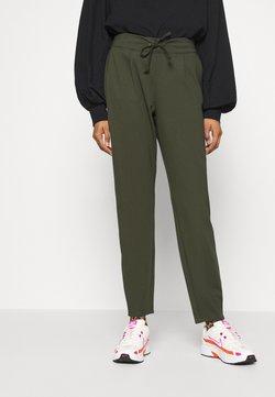 JDY - JDYPRETTY NEW PANT - Trousers - forest night