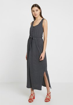 Vero Moda - VMDAINA DRESS - Maxikleid - night sky/snow white
