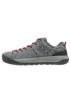 Mammut - HUECO LOW GTX WOMEN - Kletterschuh - grey