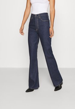 Levi's® - RIBCAGE BOOT - Bootcut jeans - high key