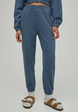 PULL&BEAR - Jogginghose - light blue