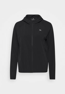 Calvin Klein Performance - Laufjacke - black