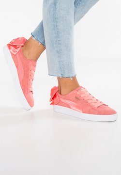 Puma - Loaferit/pistokkaat - shell pink