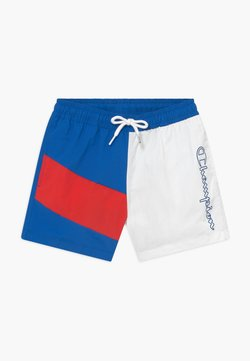 Champion - Zwemshorts - blue/red/white