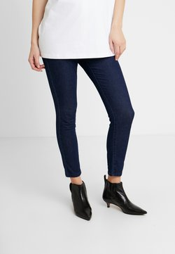 Cotton On - MID RISE MATERNITY - Jeggings - dark rinse