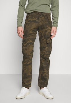 Alpha Industries - Cargo trousers - olive