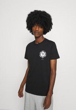 PS Paul Smith - EXCLUSIVE ZEBRA - T-Shirt print - black