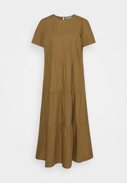 Noisy May Tall - NMCAROLINE DRESS TALL - Day dress - ermine