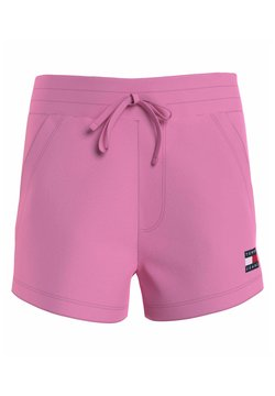 Tommy Jeans - BADGE - Shorts - pink