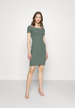 Even&Odd - Etuikleid - green