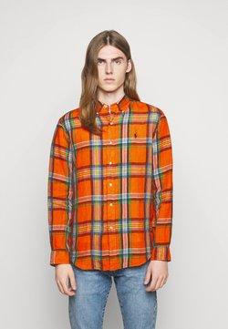 Polo Ralph Lauren - PLAID - Camisa - orange/blue