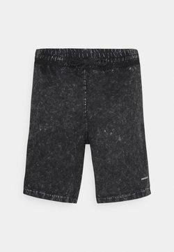 Good For Nothing - ACID WASH - Shorts - black