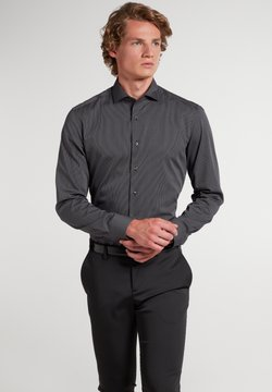 Eterna - SLIM FIT - Hemd - anthrazit