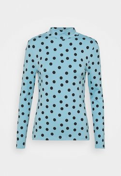 Marks & Spencer London - FUN SPOT - Maglietta a manica lunga - light blue