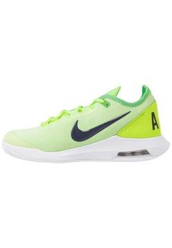 Nike Performance - COURT AIR MAX WILDCARD CLAY - da tennis per terra battuta - ghost green/blackened blue/barely volt