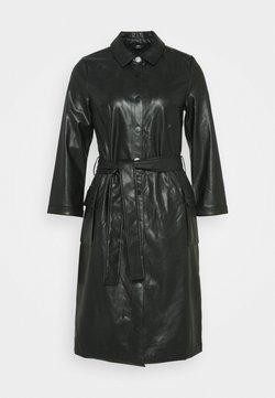 ONLY Tall - ONLMALYA DIONNE DRESS - Robe chemise - black