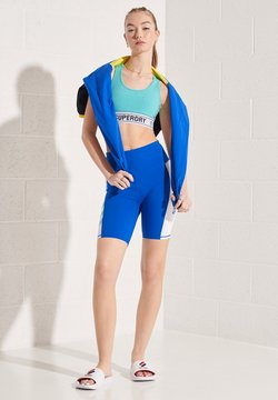 Superdry - ACTIVE LIFESTYLE  - Shorts - royal