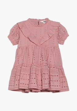 Cotton On - LAYLA FLUTTER SLEEVE DRESS BABY - Vestido de cóctel - sweet blush