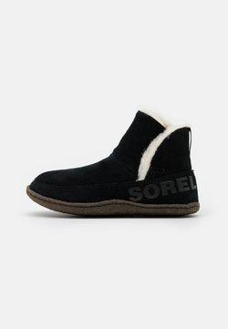 Sorel - NAKISKA BOOTIE - Stiefelette - black