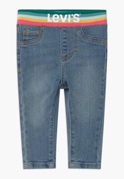Levi's® - PULLON RAINBOW SKINNY - Jeans Skinny Fit - blue denim