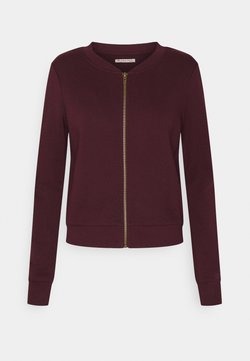 Anna Field - Sweatjacke - bordeaux