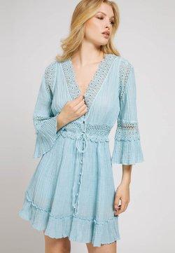 Guess - Robe d'été - himmelblau
