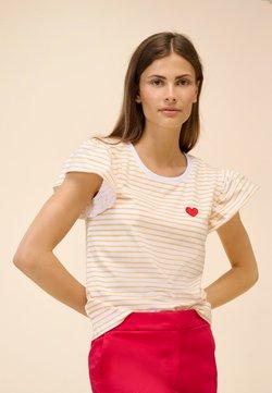 ORSAY - T-Shirt print - zinkgelb