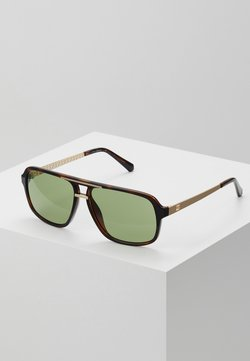 Guess - Sunglasses - havana