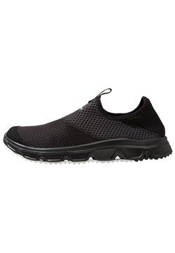 Salomon - RX MOC 4.0 REGENRATION - Zapatillas de senderismo - black/phantom/white