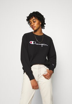 Champion Reverse Weave - CREWNECK - Sweater - black