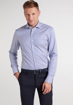 Eterna - SLIM FIT - Businesshemd - blau/weiß
