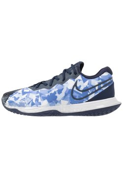 Nike Performance - AIR ZOOM VAPOR CAGE 4 - Buty tenisowe uniwersalne - royal pulse/obsidian/white/indigo storm