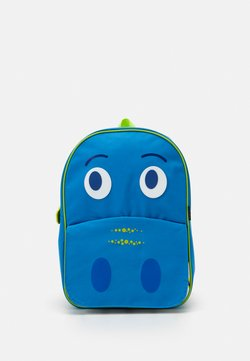 Sunnylife - DINO KIDS BACK PACK LARGE UNISEX - Reppu - blue