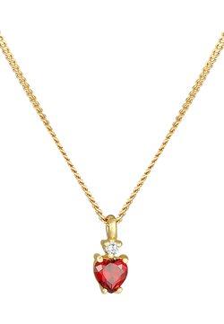 Elli - HEART CLASSY - Halsband - gold
