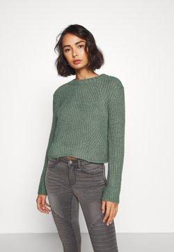 ONLY Petite - ONLFIONA - Jersey de punto - balsam green