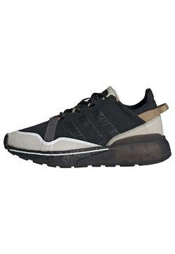 adidas Originals - ZX 2K BOOST PURE J - Sneaker low - black