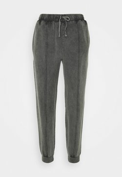 Topshop - ACID WASH  - Jogginghose - charcoal