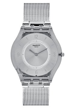 Swatch - METAL KNIT - Montre - grey