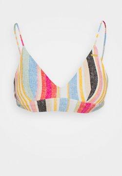 O'Neill - WAVE - Bikini-Top - yellow/red