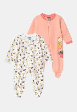 Jacky Baby - GIRLS 2 PACK - Strampler - light pink/white