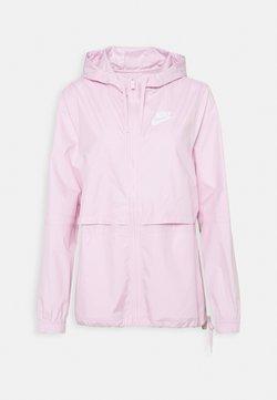 Nike Sportswear - Giacca leggera - regal pink/white