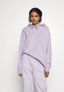 Weekday - MARCIE HOODIE - Bluza z kapturem - lilac
