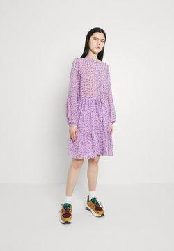 Moves - ESTY - Blusenkleid - lavender