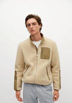 Mango - PARIS - Lett jakke - khaki