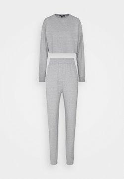 Missguided Tall - SET - Jumpsuit - grey marl
